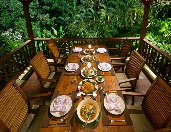 Ubud villa de luxe à louer