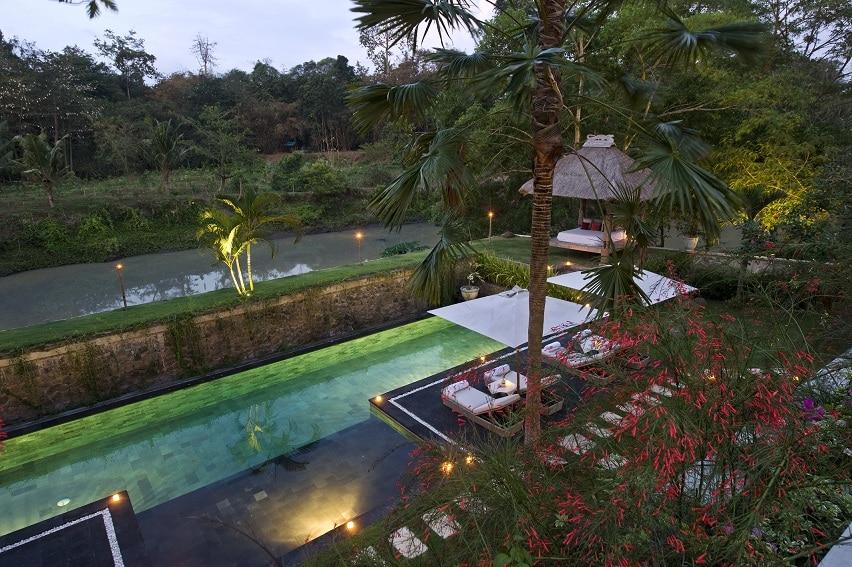 Ecotourisme Bali en villa