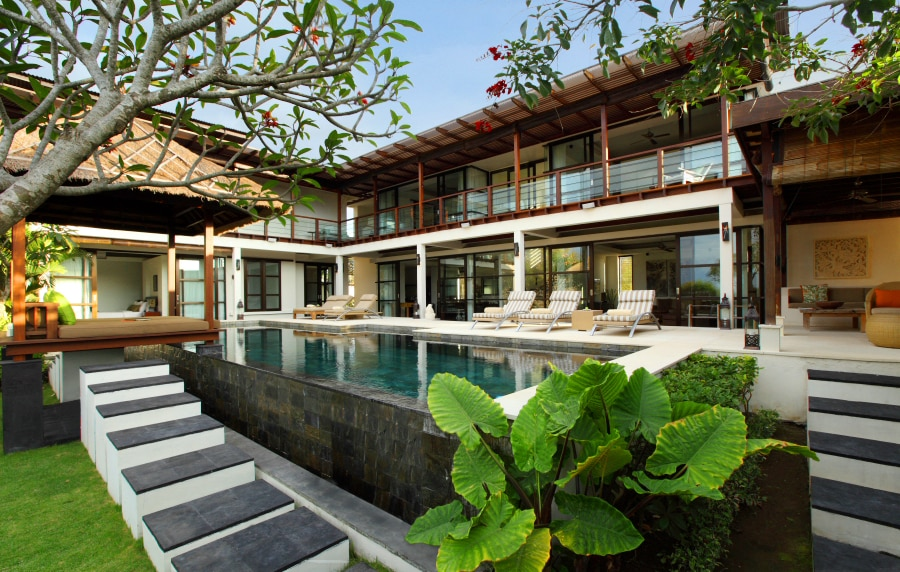 Maison d 39 architecte bali jimbaran collection bali premium - Villa de vacances exotiques island views ...