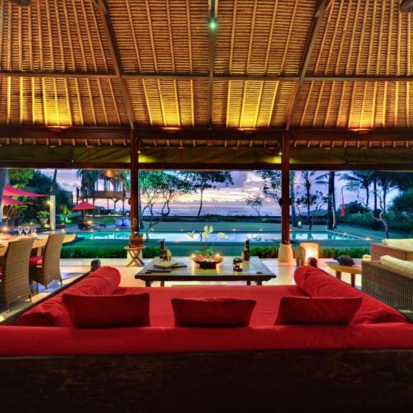 Séjour maison Bali