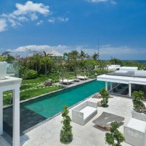 Villa vue mer Bali
