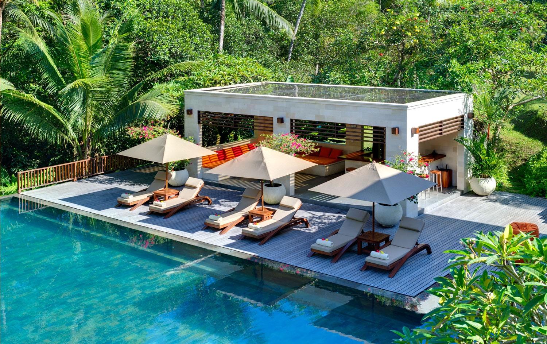 Villa luxe Bali Tabanan 10 pers.