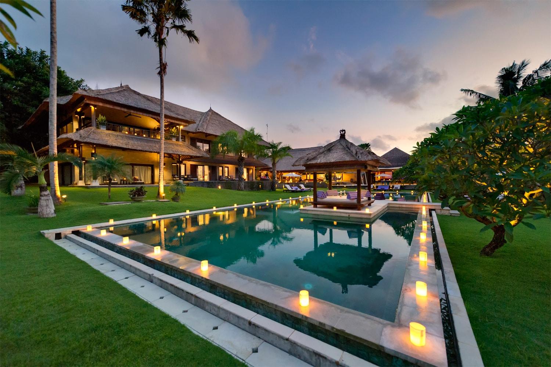 villa de luxe sur bali pererenan collection bali premium