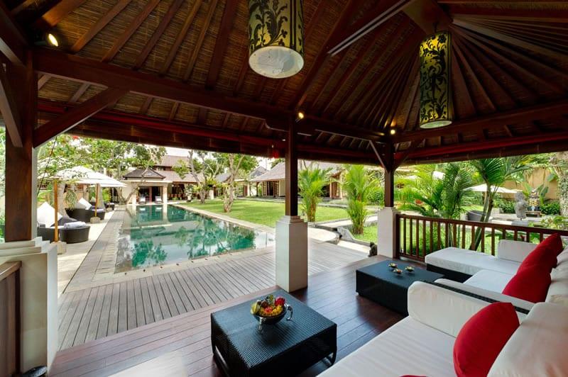 bali- Ubud -ref villa VISA002 - ph1  - Villa Bali - San