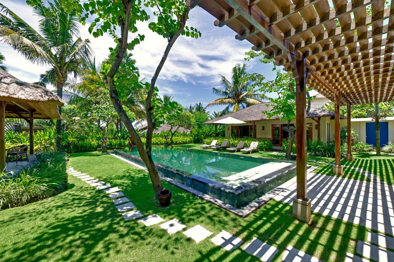 Villa charme Bali vue mer