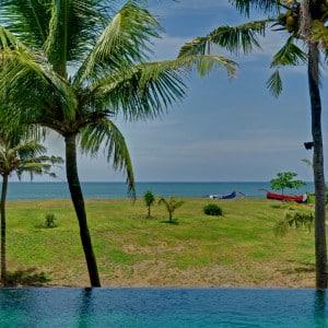 Villa front de mer Canggu