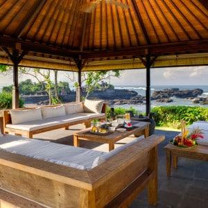 Maison Balinaise de luxe