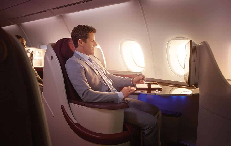 vol paris bali via doha qatar airways bali premium. Black Bedroom Furniture Sets. Home Design Ideas