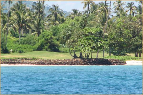 Lombok Kosaido golf