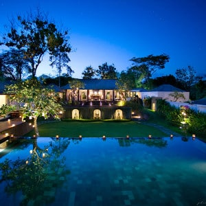 Villa spa Bali