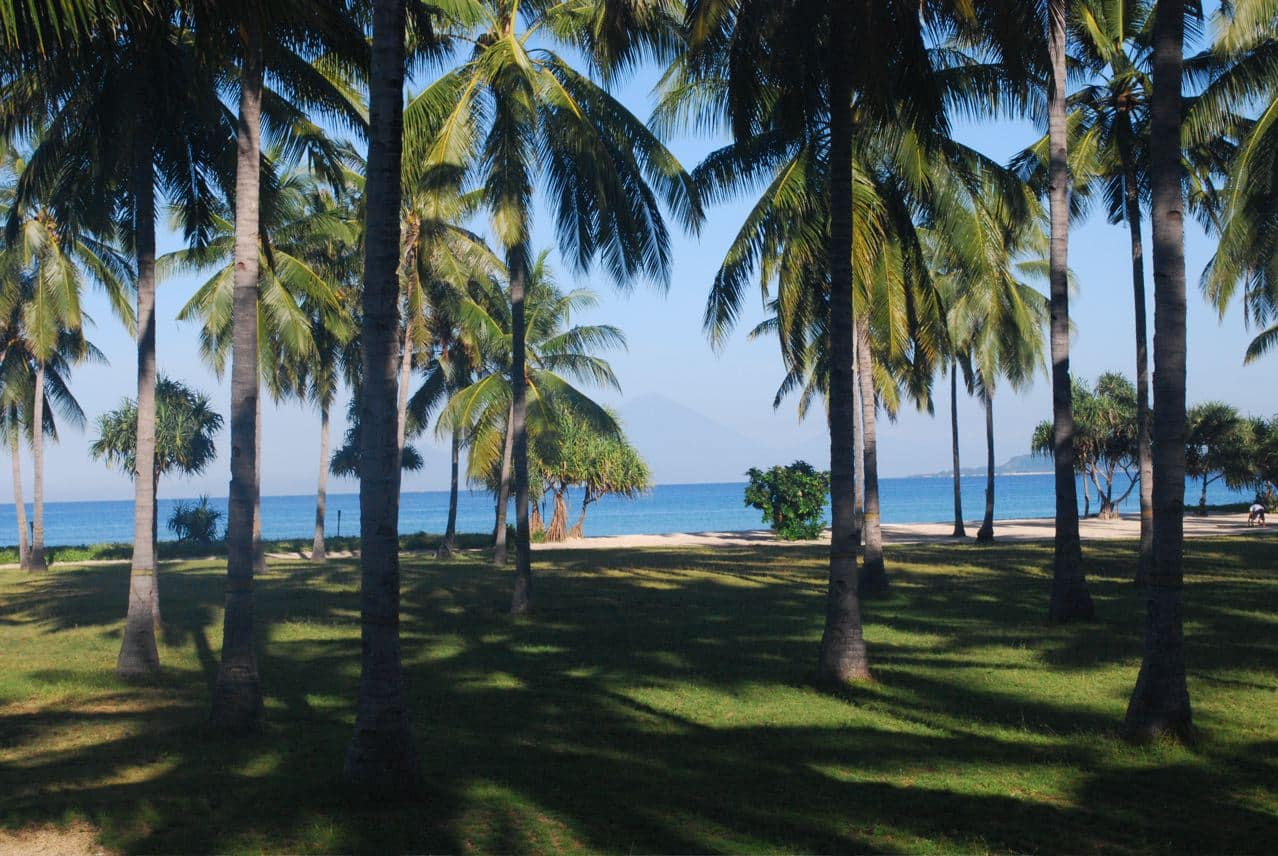 bali- Lombok Island -ref villa VISBH001 - ph1  - villa main image