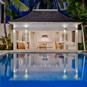 Villa Bali coloniale