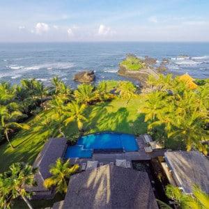 Villa luxe Front de mer