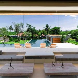 Villa moderne d'architecte Bali