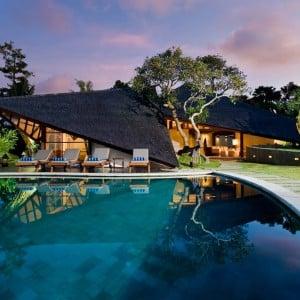 Villa Umalas Bali 4 personnes.