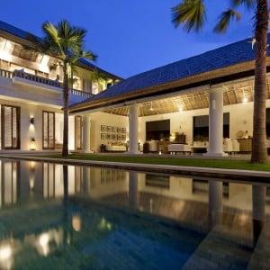 Location luxe Seminyak 6 personnes
