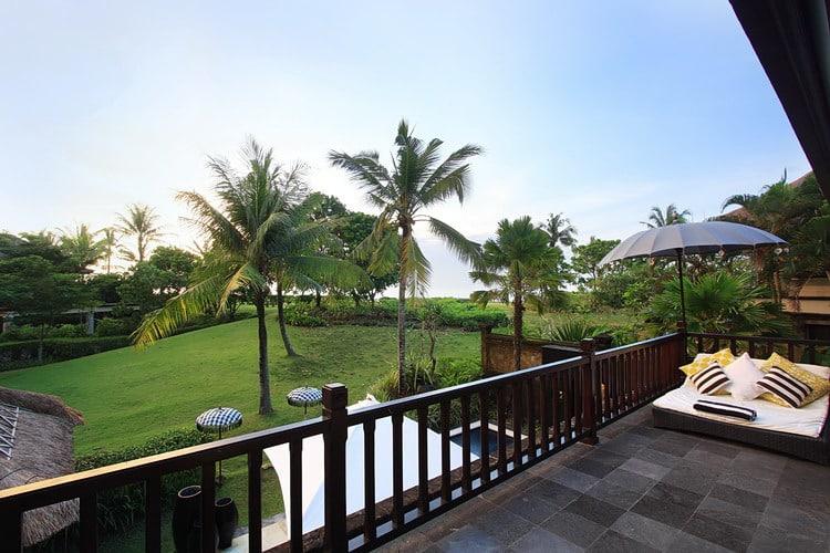 Golf villa Bali
