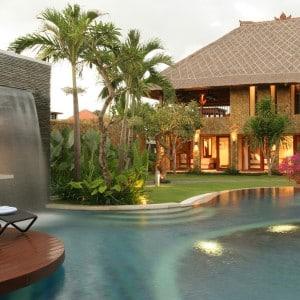 villa prestige à louer