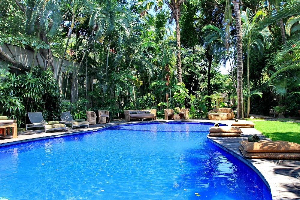Maison Bali 14 pers.