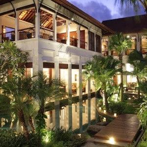 Bali villa coloniale à Seminyak