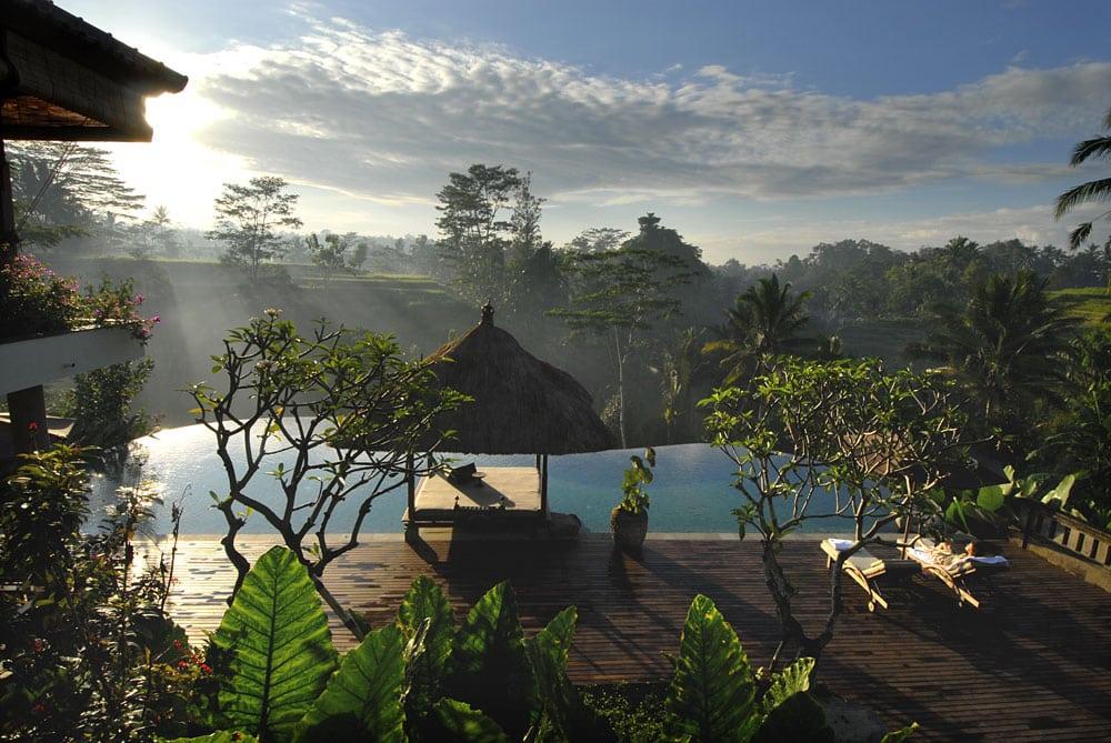 Villa luxe Ubud 8 personnes