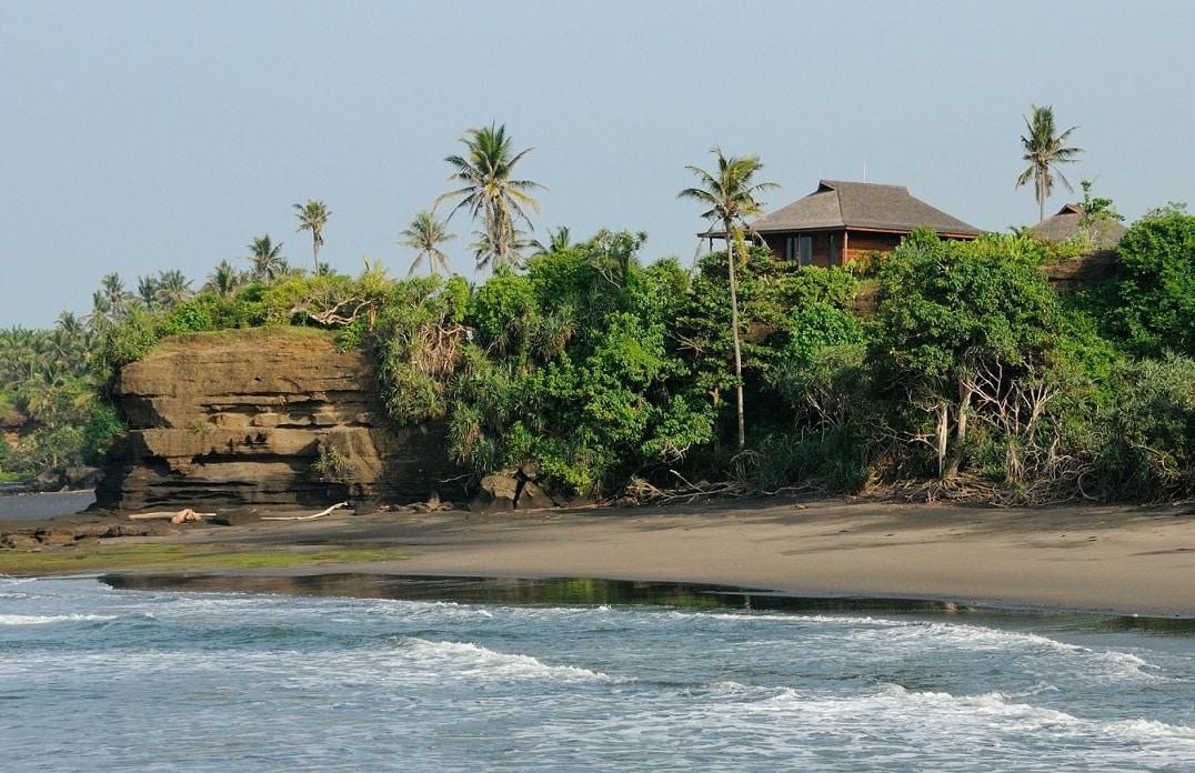 Villa front de mer Bali 4 personnes