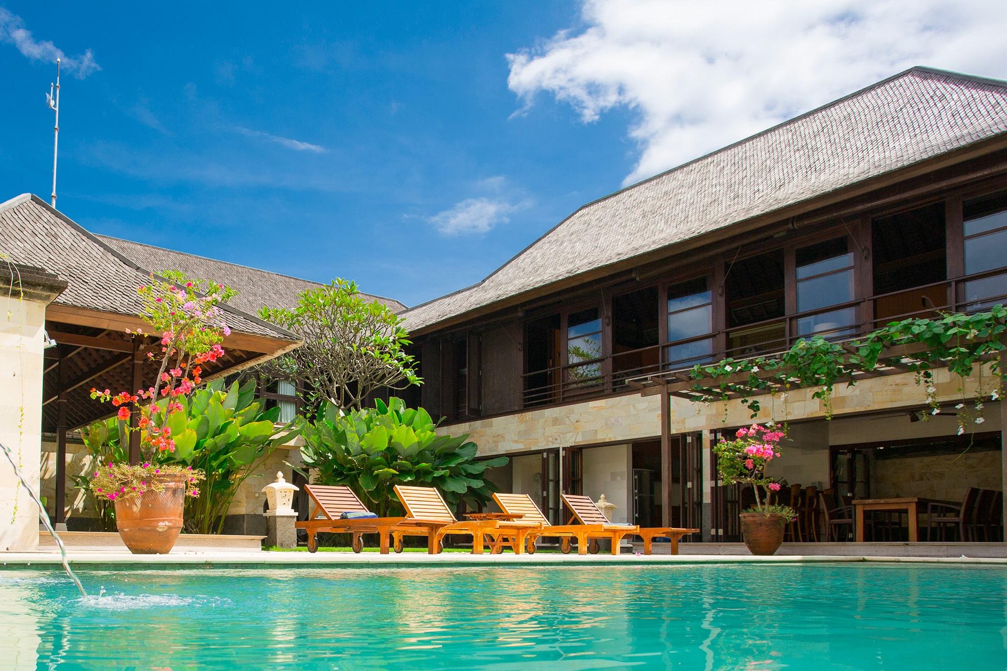 Villa Bali proche océan
