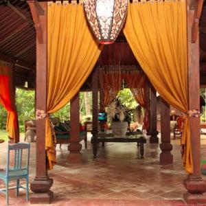Maison charme Ubud 8 personnes