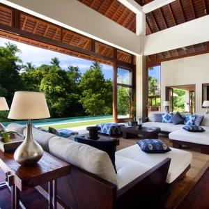 Villa d'architecte Bali ouest