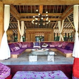 Joglos privés Bali