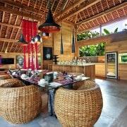 Villa Bali Villa Kalua Ethnic- ref VDET002 – 23