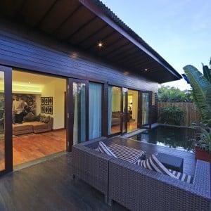 Villa Bali Seminyak 2 personnes