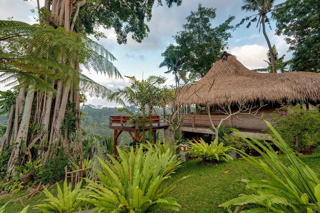 Vacances Ubud en villa de luxe