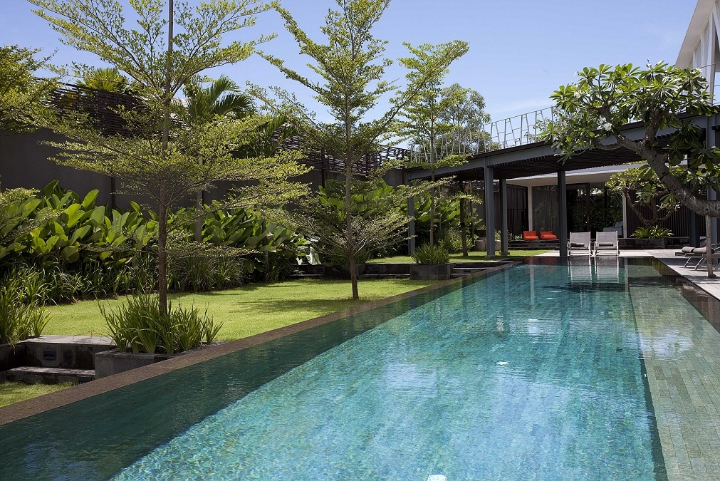 Villa architecte Bali Seminyak