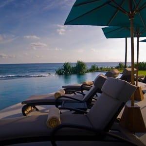 Front de mer Bali 12 personnes