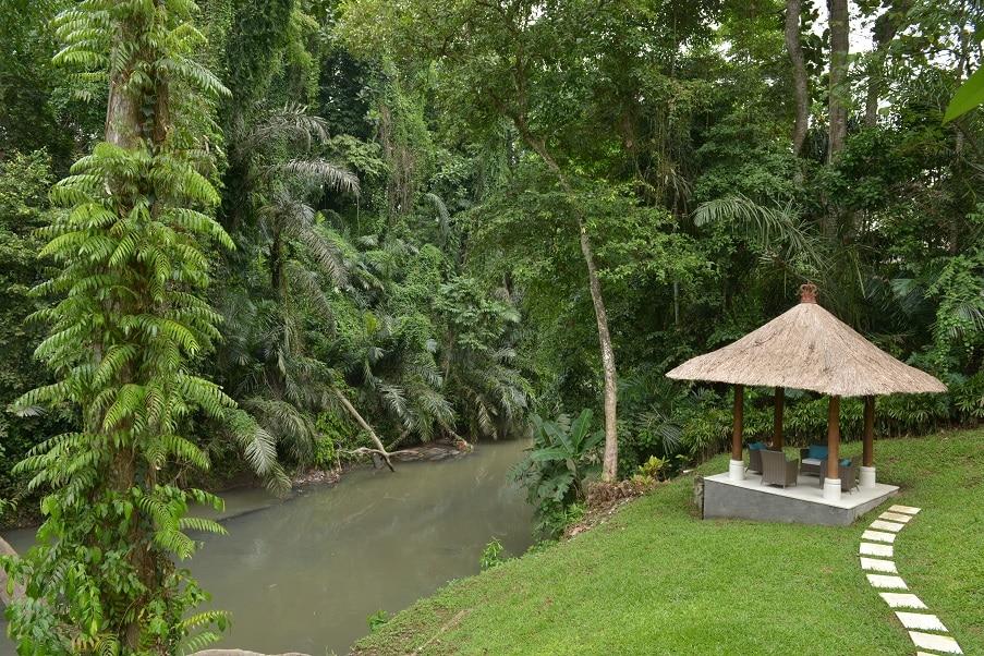 Villa charme Bali Ouest