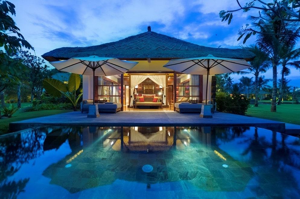 Villas De Luxe : Villa luxe bali personnes collection premium