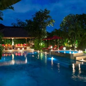 Location Bali Seminyak 10 personnes