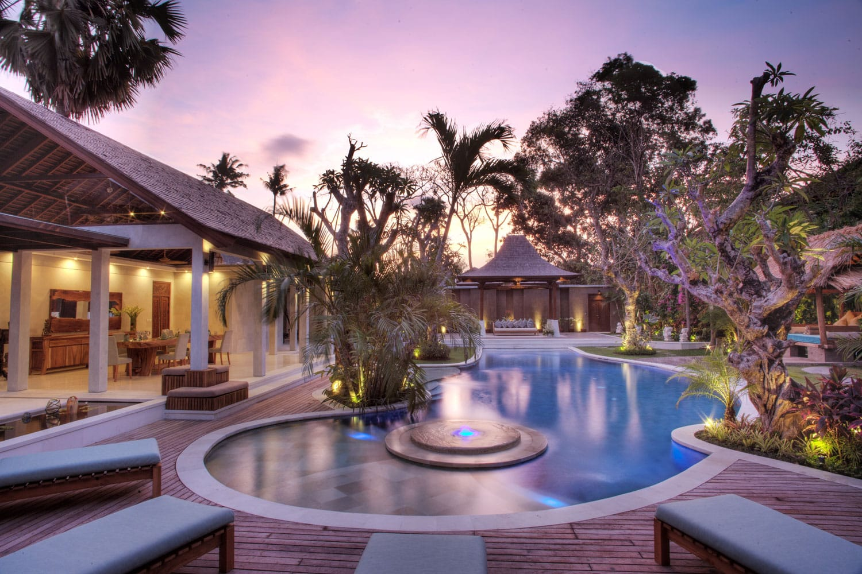 Vaste villa de luxe Seminyak