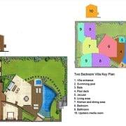 Villa Bali the layar 2ch- ref VRKI002 – 15