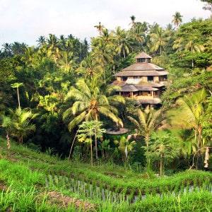 Vacances à Ubud Bali