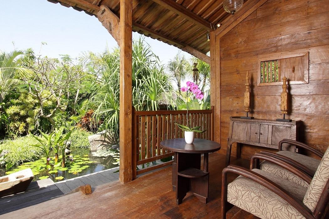 Location villa avec piscine Canggu