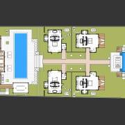 Villa Bali Villa Tamarama Semara- ref VRAY002 – 11