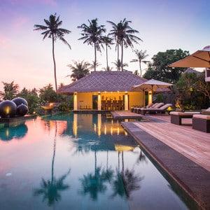 Maison Bali 12 personnes