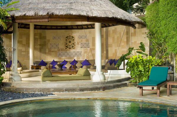 Architecture balinaise en resort